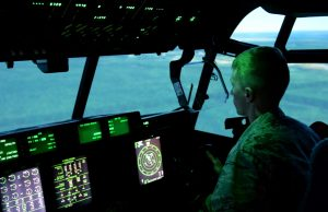 C-130J simulator