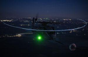 CH-53K King Stallion night flying ops