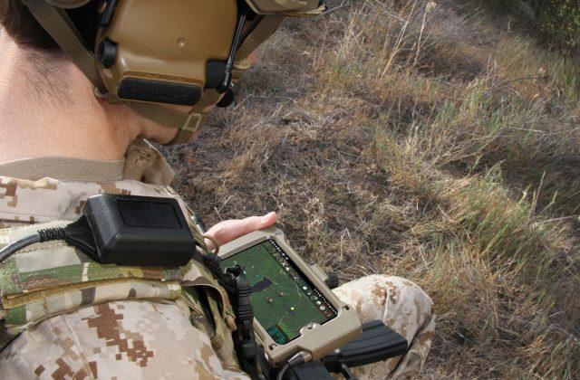 Digital Terminal Control System