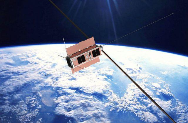 Australia space electronic warfare