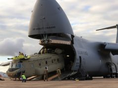 CH-47F Chinook for Australian Army