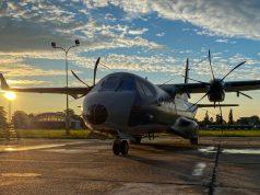 Czech Air Force C295MW airlifter