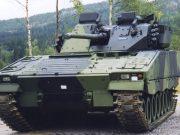 Finnish CV90 IFV