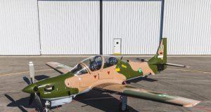 Nigerian Air Force A-29 Super Tucano