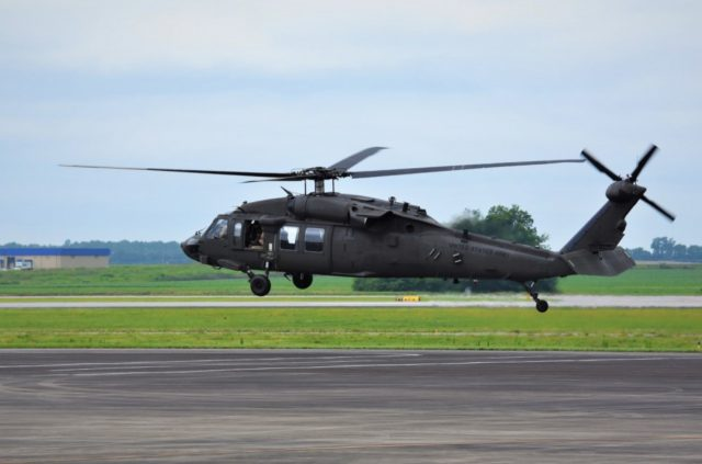 UH-60V Victor Black Hawk