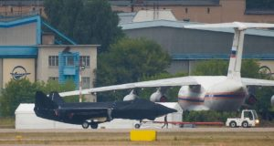 Russian single-engine fifth generation fighter