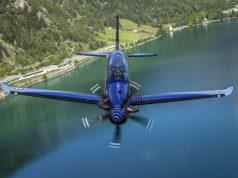 PC-21 Pilatus turboprop trainer