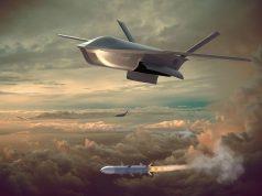 GA-ASI contender for DARPA's LongShot UAV