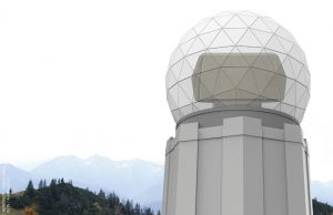 German Air Force HADR NF concept air radar