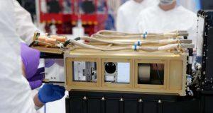 MDA nanosatellite for missile defense