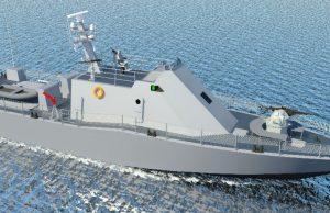 Shaldag Mk V patrol boat