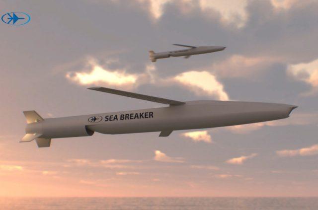 Sea Breaker missile