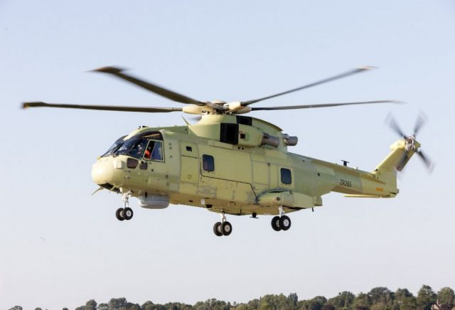 Polish Navy AW101