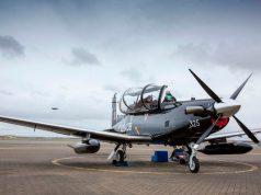 Royal Air Force Texan T6C