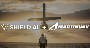 Shield AI buys Martin UAV