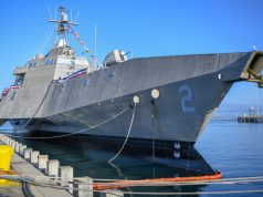 USS Independence (LCS 2) decommissioning