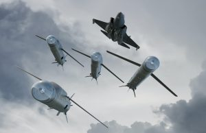 F-35 with Spear 3 missiles.