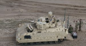 US Army optionally manned fighting vehicle competitors and their proposals