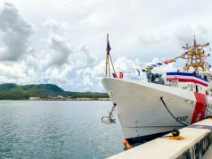 Guam-based fast response cutters