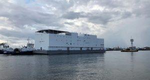 APL-67 berthing barge