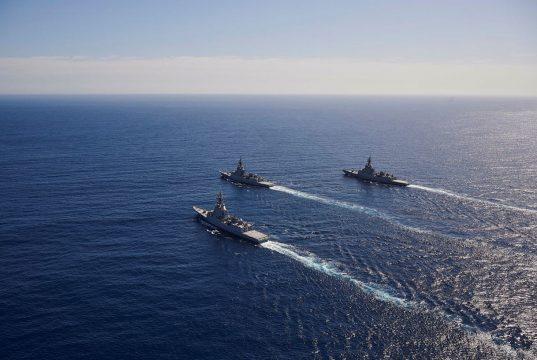 Hobart-class destroyers