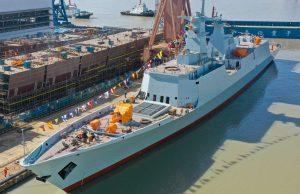 Pakistan third Type 054 frigate