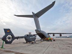 KSK H-145M helicopter