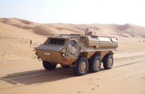 Fuchs vehicle