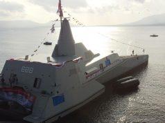 Indonesia trimaran KRI Golok