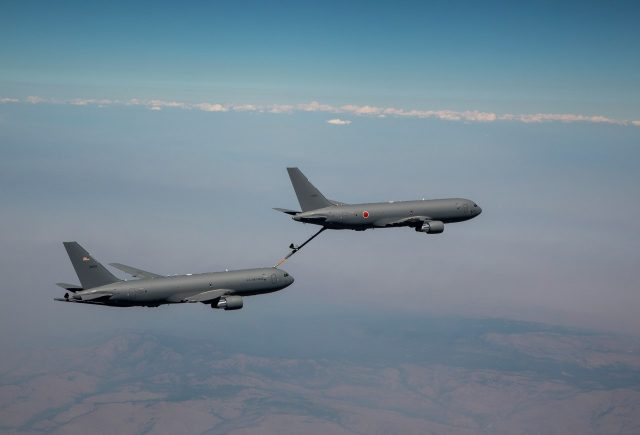 KC-46 refueling operations