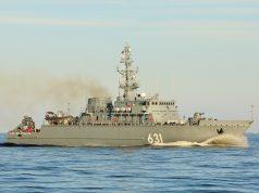 Russian Navy Alexandrit-class minesweeper (Project 12700)