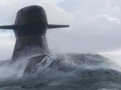 Swedish A26 submarine