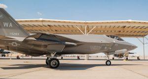 F-35 at Nellis