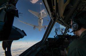 KC-46 refueling training