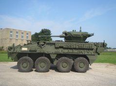 MCWS Stryker double V Hull ICV