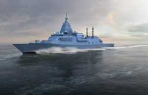 Hunter-class frigate