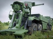 Czech Republic buys Caesar 8x8 self-propelled howitzers
