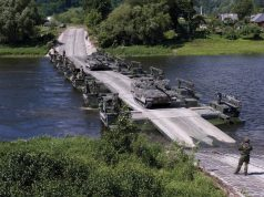 M3 amphibious bridge for ROK Army