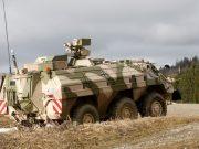German Army Fuchs CBRN vehicle
