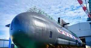 ROK Navy KSS-III submarine Shin Chae-ho