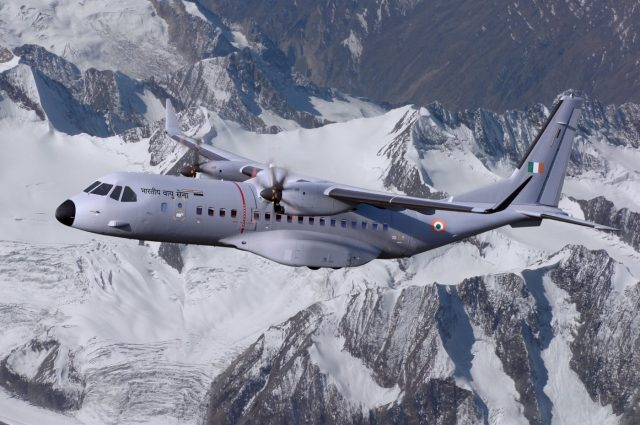 Indian Air Force C295