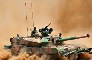 Mk-1A Arjun MBT
