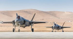 Total number of F-35 fighters delivered to Israel