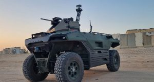 Rex MK II UGV
