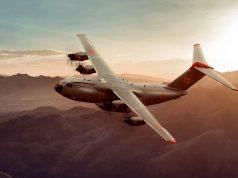 Kazakh Air Force A400M