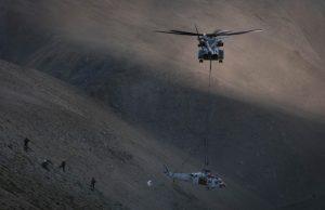 CH-53K King Stallion first fleet mission