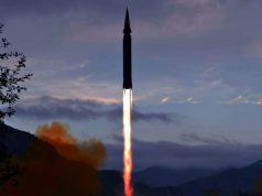 Hwasong-8 launch