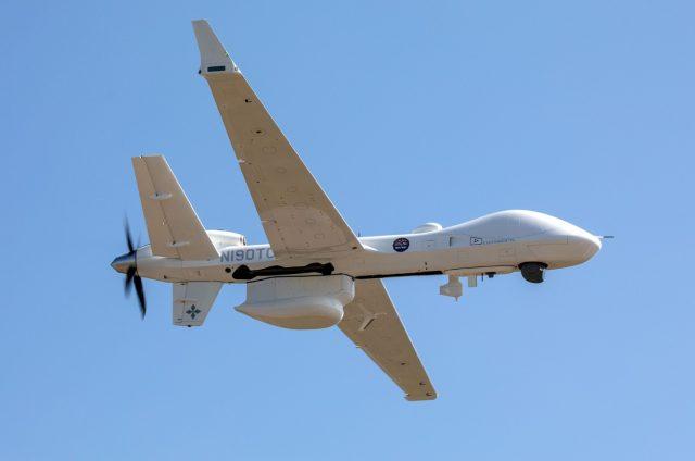 US MQ-9 Protector RPAS