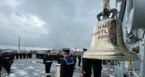 HMS Portland returns to service after LIFEX