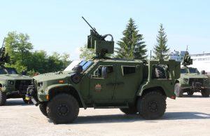 Slovenian Army JLTV